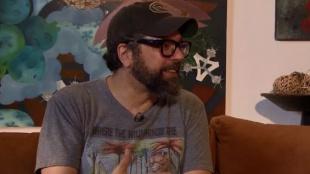 Liniers, historietista argentino, ilustró la forma en la que realiza sus personajes en las tiras