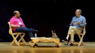 Phil Manzanera en conversación con Jacobo Celnik