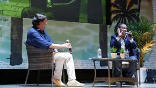 Yuri Buenaventura en conversación con Roberto Pombo