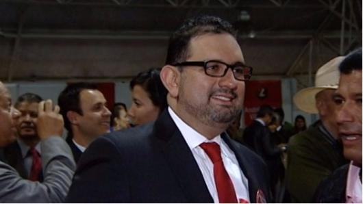Jorge Luis Pinto: ¡Fue grabado mientras golpeaba a su hija!