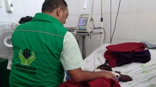 Bogotá: Mujer africana dio a luz en vuelo La Habana