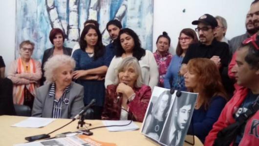 Recuperan abuelas de Plaza de Mayo al nieto 122