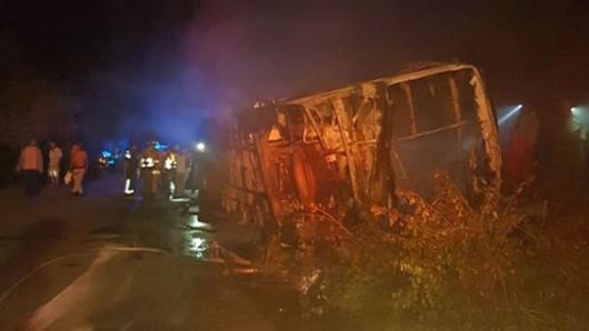 Cinco muertos por accidente de tránsito en La Guajira