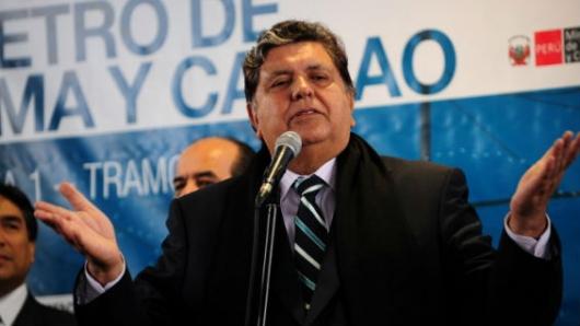 Expresidente Alan García declara sobre Odebrecht — Perú