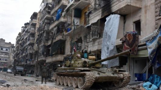 Encuentran fosas comunes con cuerpos mutilados en el este de Alepo — Siria