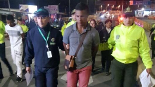 Capturan a presunto asesino de líder social de Tumaco