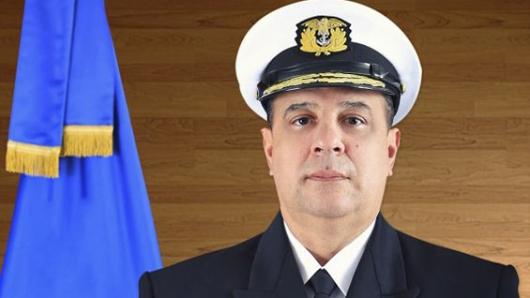 "Comandante de la Armada Nacional falleció a causa de un infarto"""
