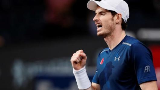 Andy Murray: nuevo número 1 del ranking ATP tras destronar a Djokovic
