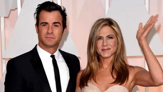 Jennifer Aniston y Justin Theroux terminaron su relación amorosa