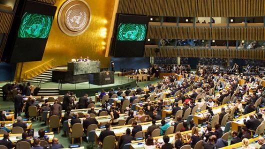 Donald Trump amenazó a países que apoyen resolución de la ONU