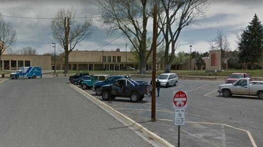 Tiroteo en una escuela de Nuevo México