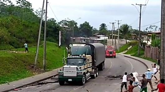 Toque de queda en Buenaventura tras disturbios — América Latina Colombia