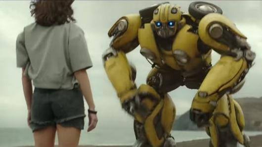 Revelan El Primer Tráiler De Bumblebee La Nueva Película De