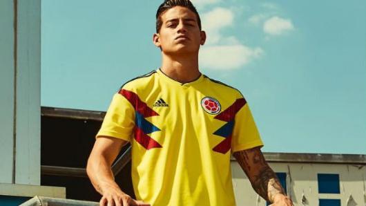 La camiseta mundialista de España crea polémica por un efecto óptico
