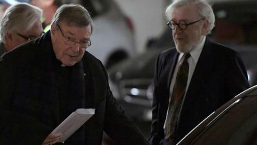 Cardenal Pell reitera su inocencia de cargos de pederastia en Australia
