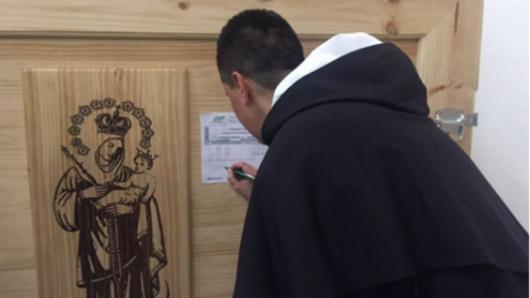 El fervor detrás del lienzo de la virgen de Chiquinquirá