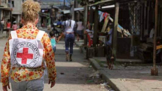 FARC entregan menores de edad a Cruz Roja — Colombia