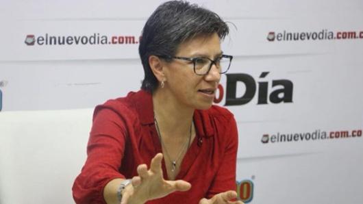 Con este mensaje, Claudia López se retracta de acusaciones contra el fiscal