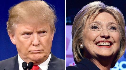 Hillary Clinton amplía su ventaja a 11 puntos sobre Trump en encuesta