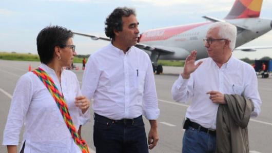 Confianza rota en Coalición Colombia