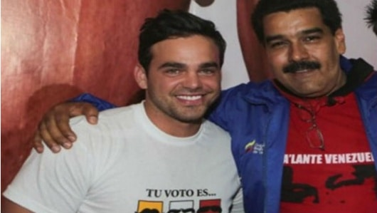 Condenan a actor venezolano por daño patrimonial a la nación