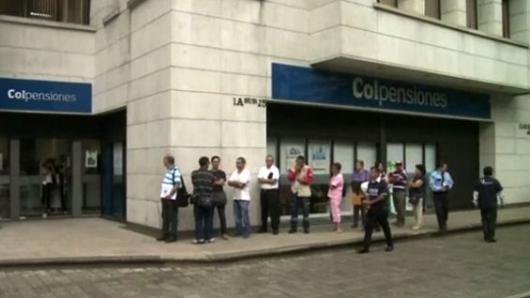 Capturan a 11 personas por millonario fraude cibernético a Colpensiones
