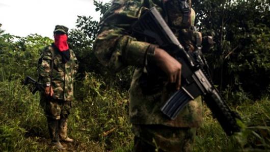 Colombia: Asesinan a cinco miembros del ELN en el departamento de Antioquía