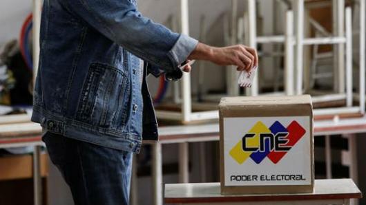 La elección de la Asamblea Constituyente se desarrolla con