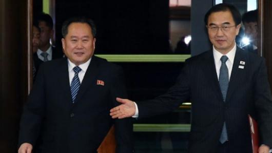 Las dos Coreas acuerdan sus respectivas delegaciones para su reunión