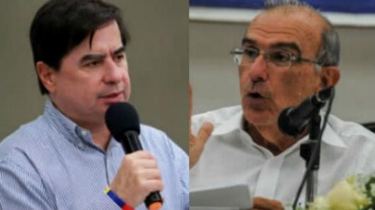 Humberto de la Calle asegura que acusaciones de Cambio Radical son falsas