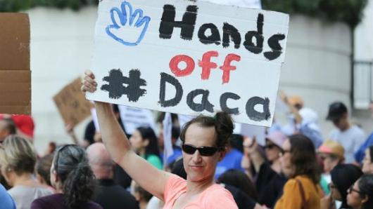 15 estados demandan al presidente Donald Trump por la eliminación del DACA