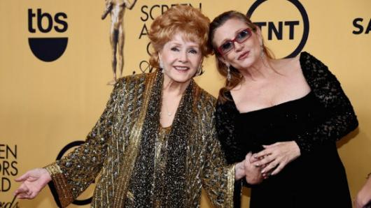 Este fue el último deseo de Debbie Reynolds minutos antes de morir