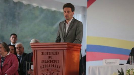 Venezuela y Ecuador evaluaron avance de la agenda bilateral