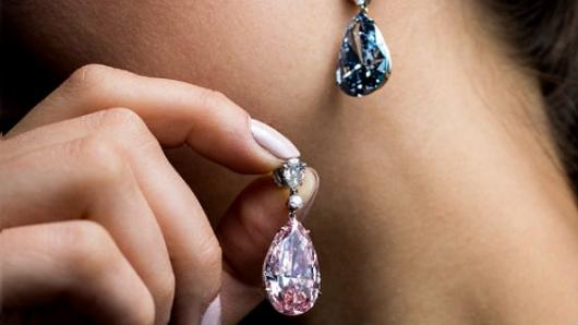 Venden por $57 millones un par de diamantes