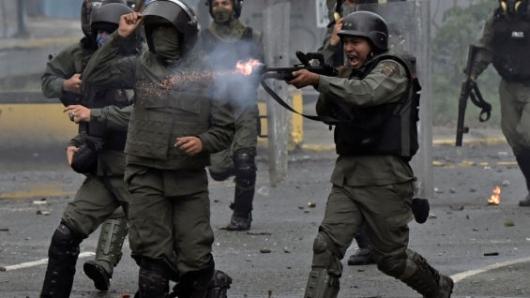 Morales dice que jamás abandonará a Venezuela