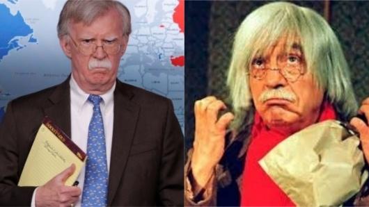 Maduro John Bolton Doctor Chapatin Noticias Rcn