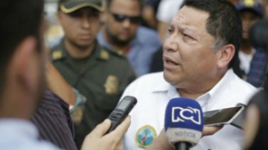 Juez envía a prisión al alcalde de Cartagena, Manuel Duque