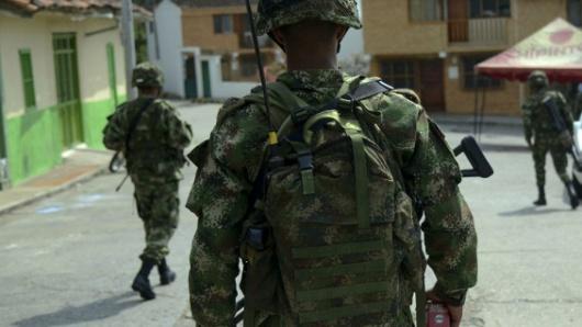 Un soldado muerto y dos heridos deja ataque del Eln en Catatumbo