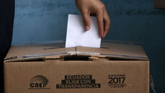 Lenín Moreno es el presidente electo de Ecuador tras recuento de votos