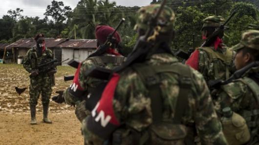 Orden de captura a cúpula del ELN en el Chocó