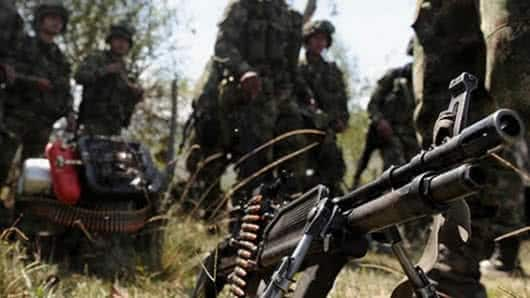 Guerrilleros del ELN atacan a la Policía y el Ejército en Saravena