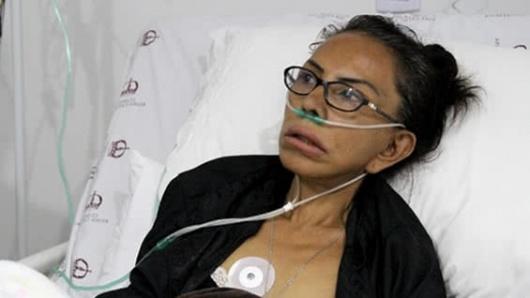 La Procuraduría pide revocar detención domiciliaria de Enilse López 'La Gata'