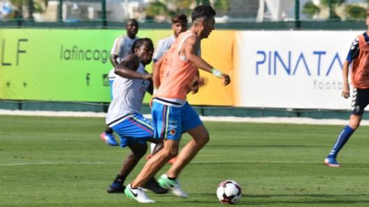 Selección Colombia continúa preparándose en España
