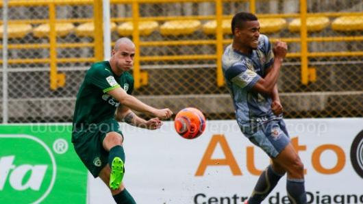 La Equidad vence a Tigres con tripleta de Carmelo Valencia