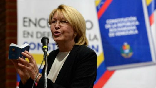 Luisa Ortega está