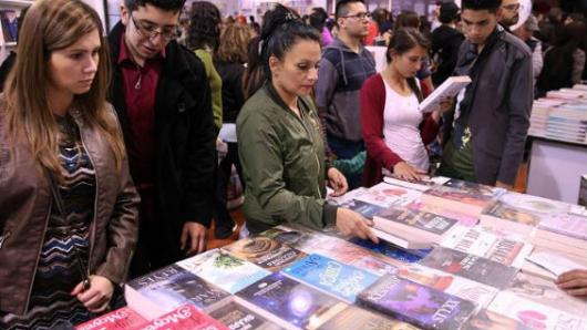 Todo listo para la Feria del Libro de Tijuana