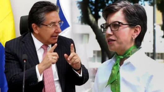 Fiscal Martínez busca con tutela rectificación de la senadora Claudia López