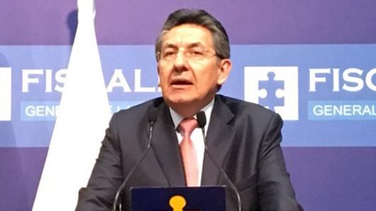 Fiscalía de Colombia pide circular roja de Interpol contra jefes del ELN
