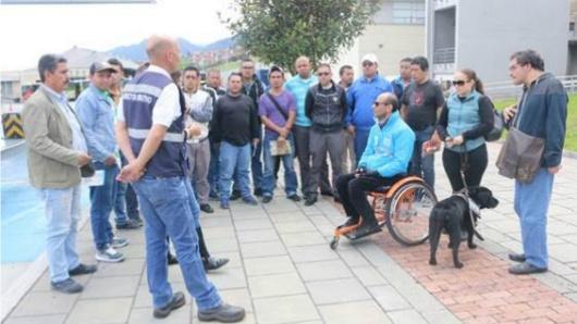 En Bogotá, vuelve a la normalidad el transporte público de Ciudad Bolívar