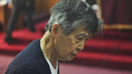 Fujimori continuará hospitalizado por problemas gástricos